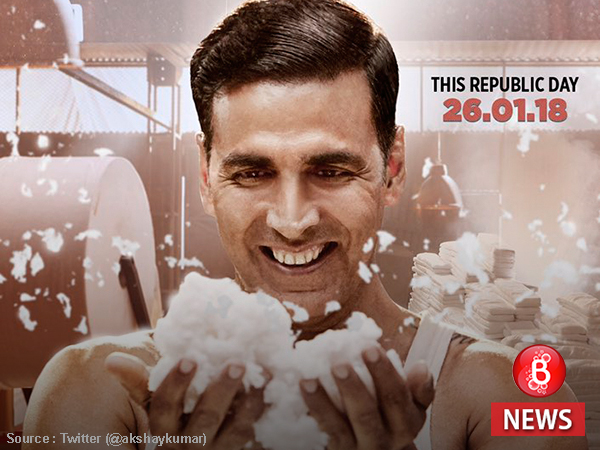 Padman new poster: Akshay Kumar sports the mad glee of hope and determination