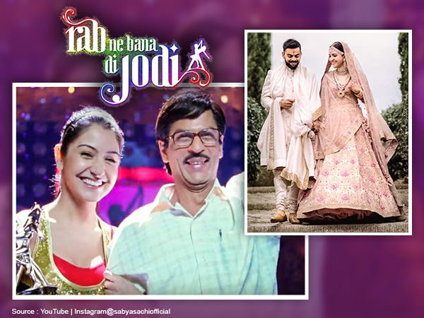 While Anushka finds her real jodi, this day she debuted with 'Rab Ne Bana Di Jodi'