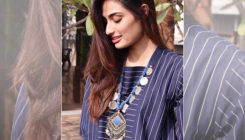 Athiya Shetty's Afghani neckpiece is all you need to spruce up a lazy office outfit!