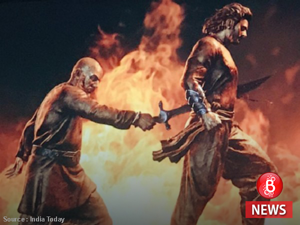 THESE many people knew why Katappa killed Baahubali, reveals Rajamouli