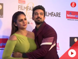 WATCH: Funny moments from the red carpet of Filmfare Glamour and Style Awards 2017