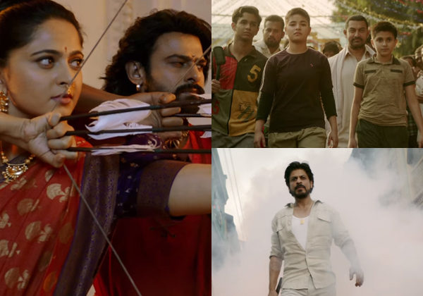 2017 MOST searched films: Baahubali 2 and Dangal top the list
