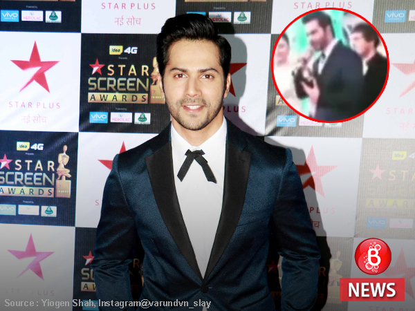 Varun Dhawan admits being amused at getting Best Actor in comedy for 'Badrinath Ki Dulhania'