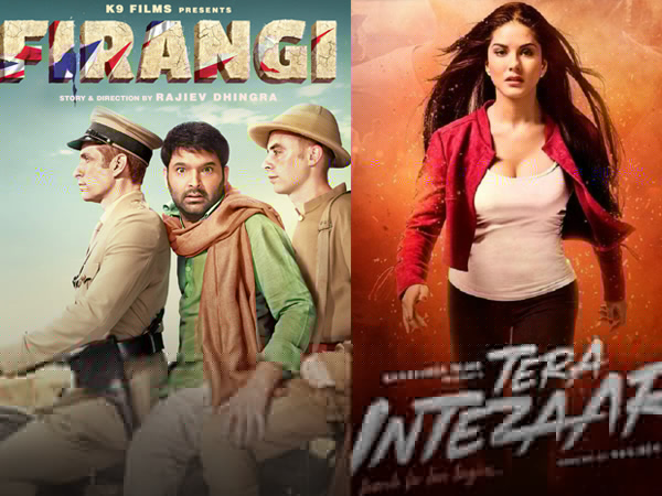 Firangi and Tera Intezaar