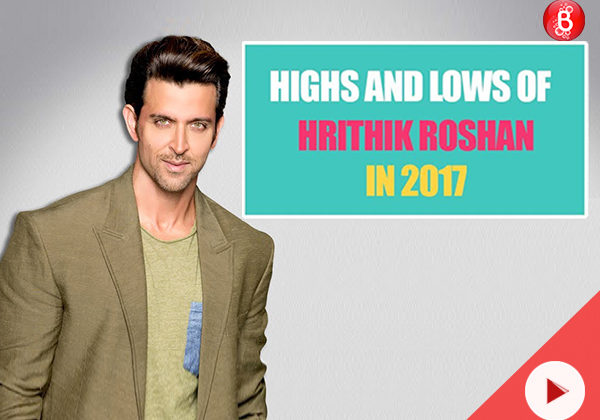THROWBACK: Hrithik Roshan's 2017 Looks Like This