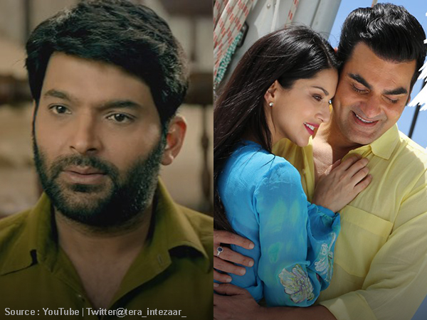 'Firangi' and 'Tera Intezaar' box office collections