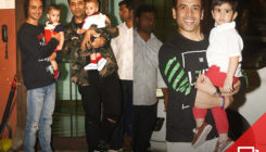 It's time to celebrate for Roohi, Yash, Laksshya and others at Arpita's Christmas bash