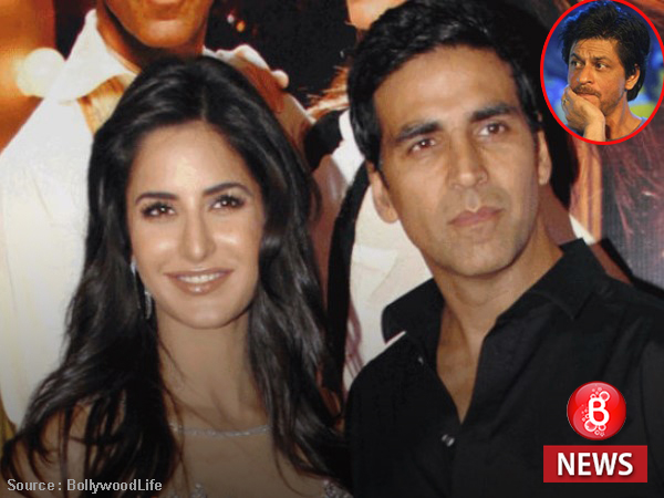 Bigg Boss 11: Katrina Kaif just chose Akshay Kumar over Shah Rukh Khan!