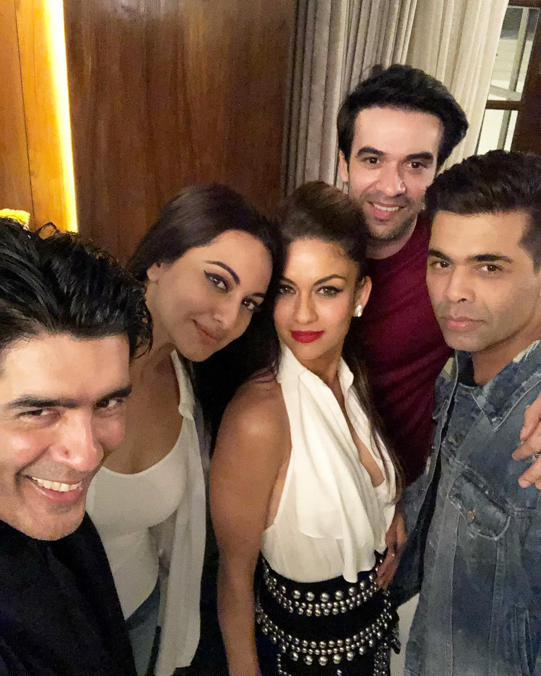 Manish Malhotra, Sonakshi Sinha and others