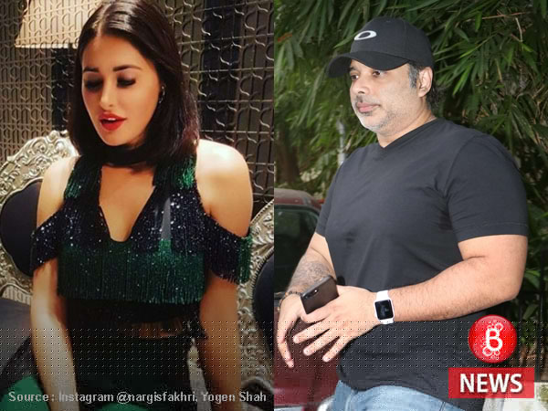 Here's what Nargis Fakhri has to say on reports of her living in with Uday Chopra