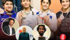 Phogat sisters win BIG at Commonwealth Games... B-Townies pour congratulatory wishes