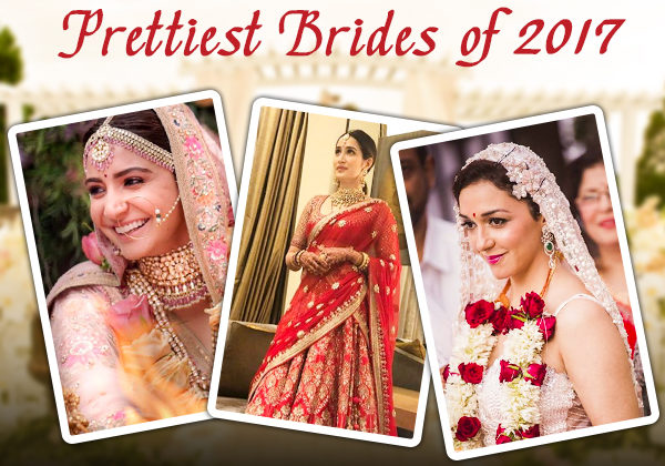 2017: Anushka, Sagarika and others who made up for the prettiest brides