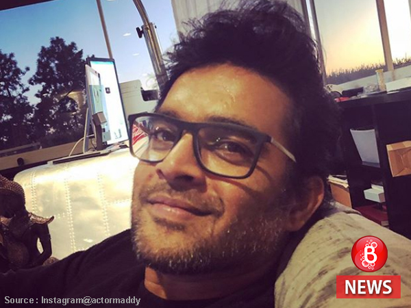 R Madhavan Hairstyle: Even A Messy R Madhavan Looks Like A Tasty Dish On A