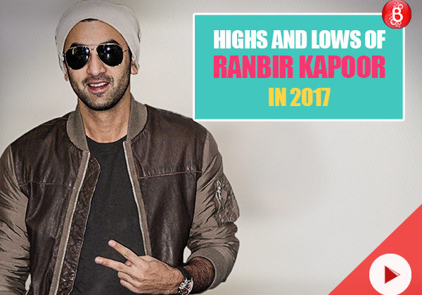 THROWBACK: Ranbir Kapoor's 2017 Looks Like This!