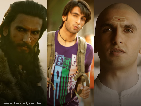 7 Years of Ranveer Singh: The actor goes back in time when he set his foot in Bollywood