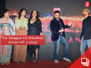 'Swagpur Ka Chaudhary' song launch