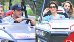 Salman Khan spends his birthday at his farmhouse with ex-flame and rumoured GF. View Pics!