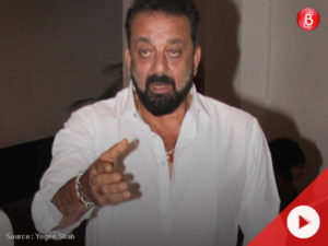 Watch: Sanjay Dutt caught DRUNK at Manish Malhotra's party