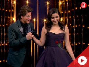 Alia Bhatt reunites with her life coach Shah Rukh Khan for 'Baatein With The Baadshah'