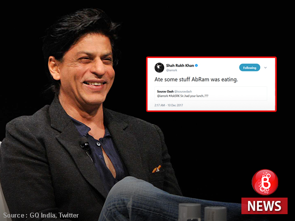 Shah Rukh Khan loves all things KIDDISH and we have proof!