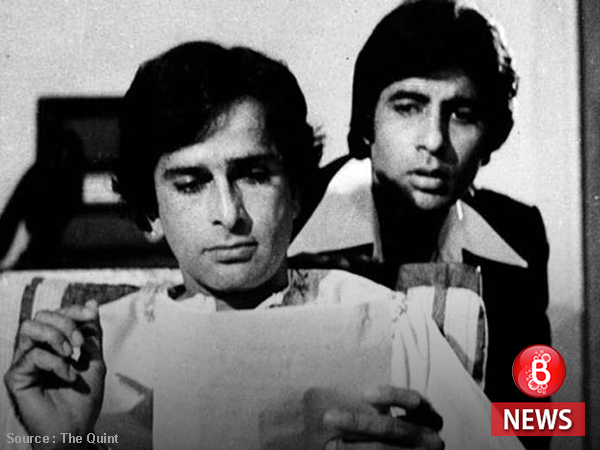 'Babbua' Amitabh remembers his friend Shashi with a heart touching post