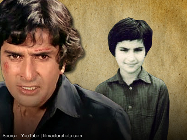 When little Saif Ali Khan bit a villain to protect his uncle Shashi Kapoor