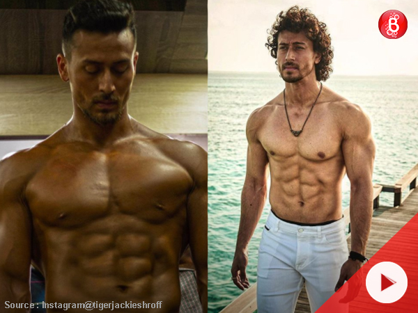 Bubble Snoop: Tiger Shroff's rigorous training before making his debut will make your jaws drop!