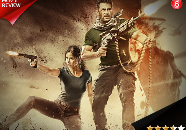 Tiger Zinda Hai movie review: Tiger is back with a lot of swag in this massy entertainer