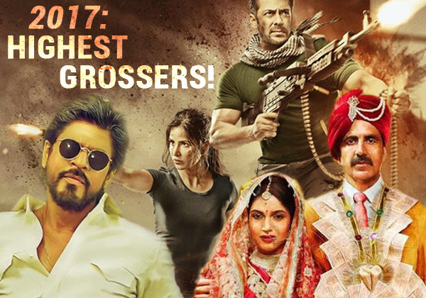 2017: Bollywood movies that broke the box office meter