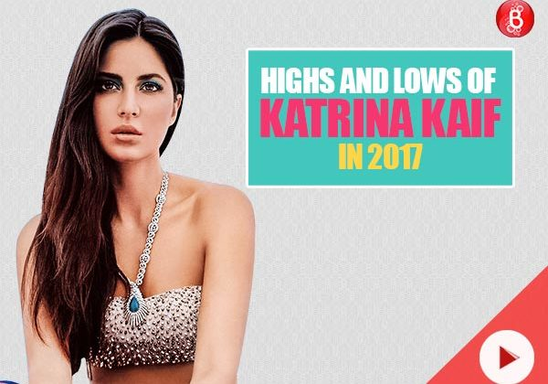 THROWBACK: Katrina Kaif's 2017 Looks Like This!