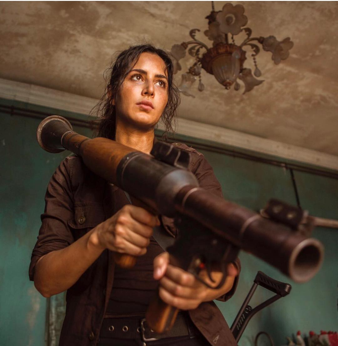 Tiger Zinda Hai: Feminine, fierce and fatal, Katrina's Zoya is the real deal in the movie
