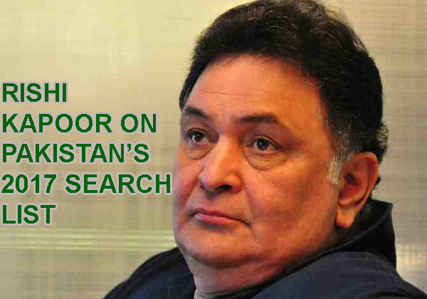 2017: All the times Rishi Kapoor trended in Pakistan for the wrong reasons