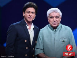 javed akhtar and srk
