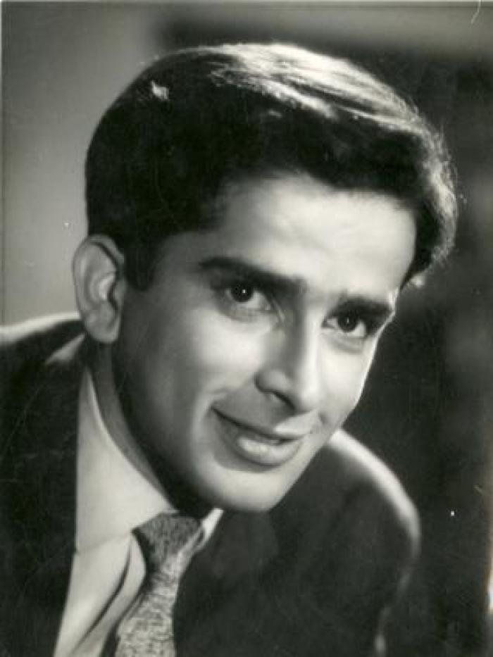 Shashi Kapoor, the enigma