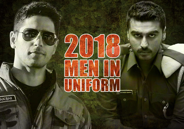 2018 Alert! Watch out for these MEN IN UNIFORM in Bollywood this year