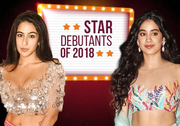 2018 kickstarts! Here are Bollywood debutants we look forward to, this year