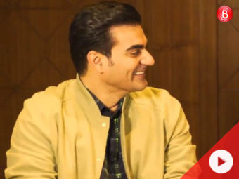 Watch: Arbaaz Khan thinks being married & being murdered are the same!