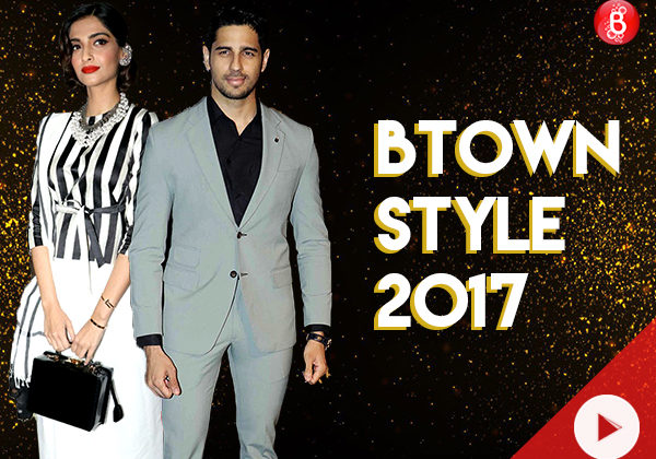 Throwback 2017: Meet the stars who ROCKED our fashion meter!