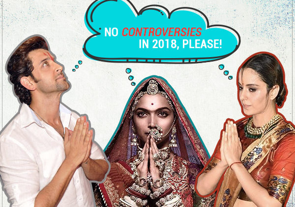 2018: Bollywood celebs who would do well to shrug off controversies this year