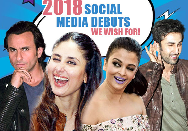 2018: Bollywood stars we wish break the shell and debut on social media