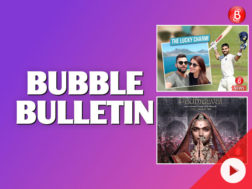 Bubble Bulletin video