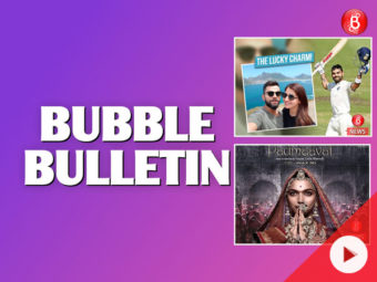 Bubble Bulletin: Here are the latest updates on what's fresh in Bollywood