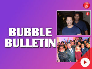 Bubble Bulletin: Here are the top five Bollywood news of the day