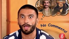 When Ranveer Singh did not have an answer to THIS Twitter question