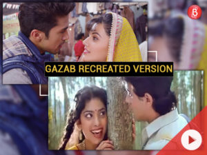 The new 'Gazab Ka Hai Din' doesn't spoil the original one, and is equally soothing and breezy