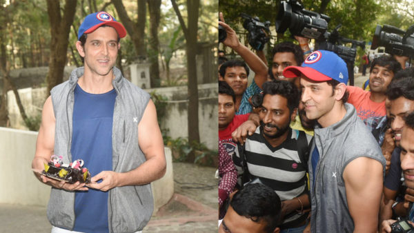 Are Hrithik and Shraddha teaming up for a comedy drama? Hrithik's tweet hints so...