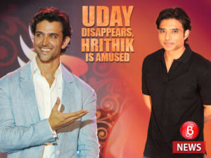 Hrithik Roshan and Uday Chopra besties