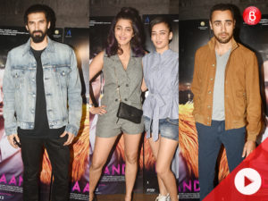 Kaalakaandi special screening