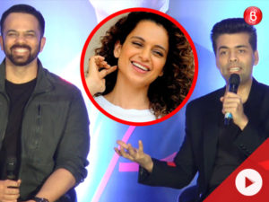 Watch: Karan Johar invites Kangana Ranaut on his show 'India's Next Superstars'