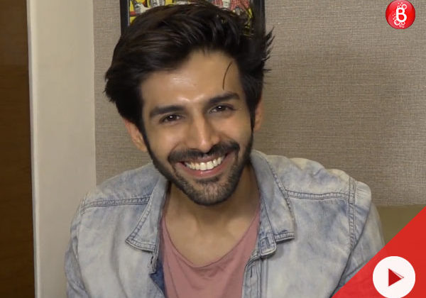 Break Time: Kartik Aaryan Shows Us His Humorous Side